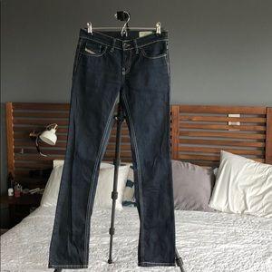 """Diesel LIV jeans, size 27, 30"""" inseam"""